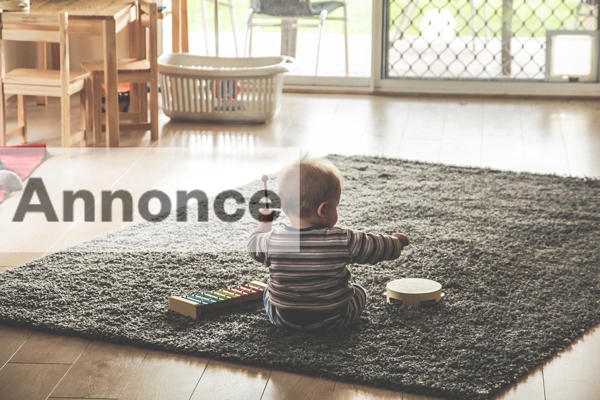 Børnesange kan skabe nærvær og være med til at udvikle dit barns sanser